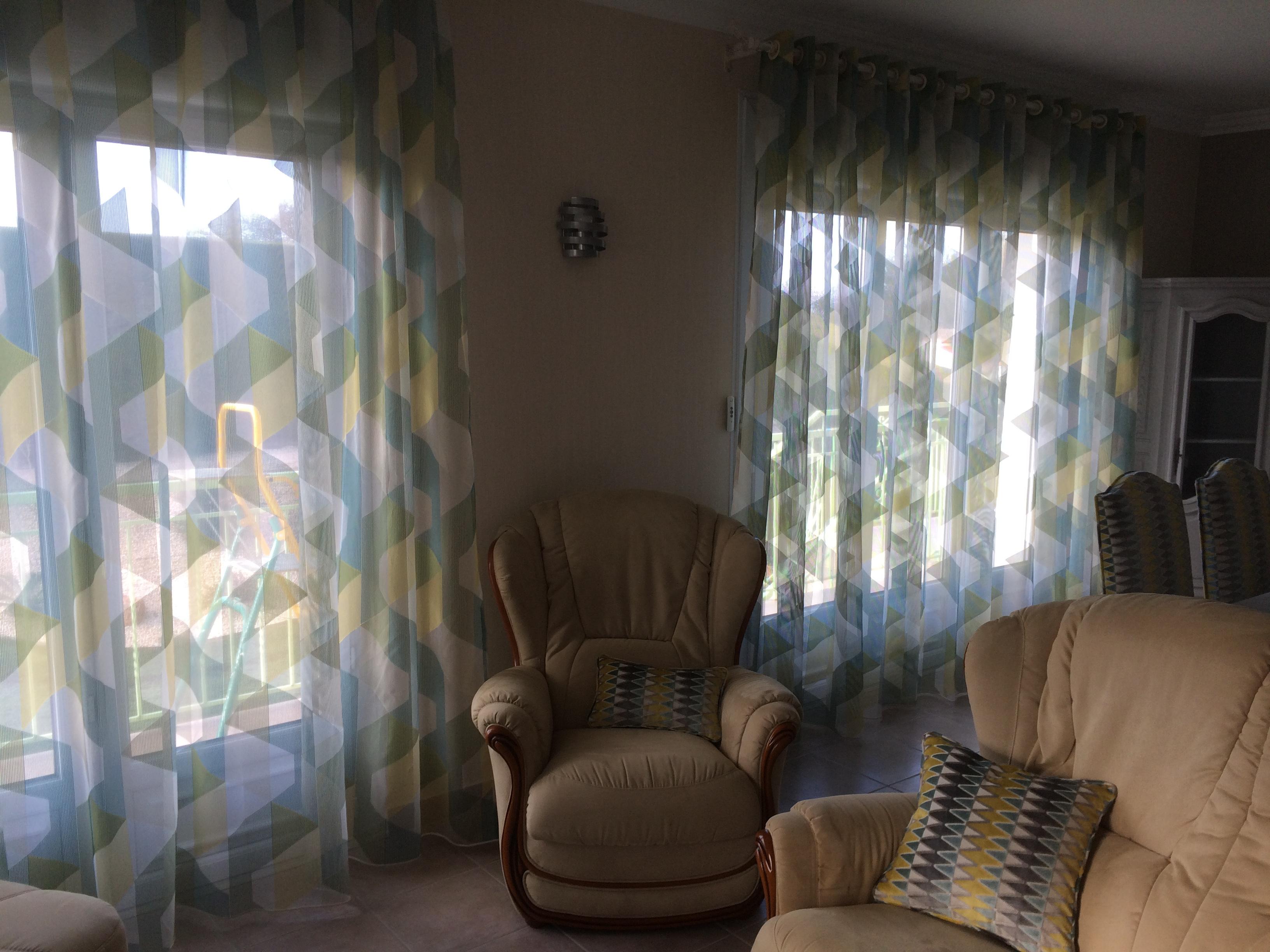 cr ation rideau hossegor orthez mont de marsan sarl hourquet et fils. Black Bedroom Furniture Sets. Home Design Ideas